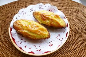 発酵バターでつくる「スイートポテト」