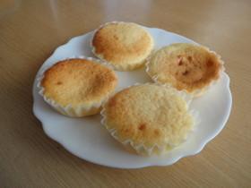クリームチーズのマドレーヌ