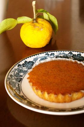 秋の恵みで極上の柚子蜂蜜マドレーヌ