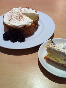 ジェーンさんのチーズケーキ