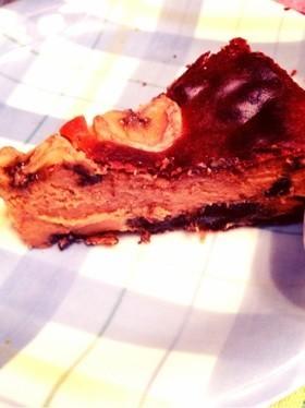 簡単☆キャラメルチーズケーキ