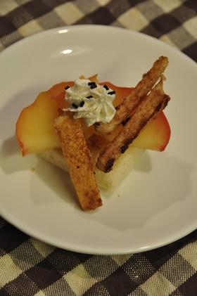 まるでアップルパイ♪な焼きリンゴ