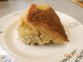 りんごと紅茶のパウンドケーキ