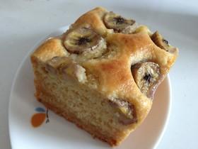 [卵なし]りんご&バナナパウンドケーキ