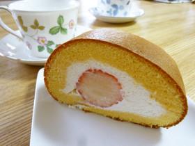 絶品!しっとりふわふわロールケーキ!!
