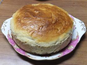 低カロリーなスフレチーズケーキ・米粉入り