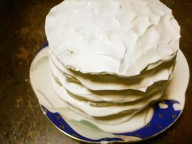 今、大人気抹茶風味パンケーキ
