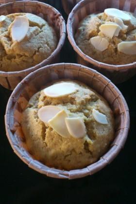 簡単☆米粉のふんわりカップケーキ