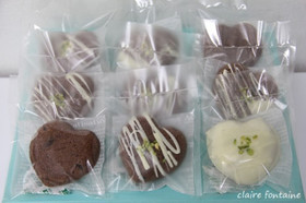 ココアチョコチップマドレーヌ