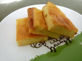 水切りヨーグルトで☆レモンチーズケーキ