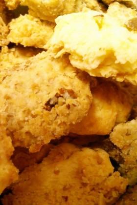 グラハムアーモンドクッキー