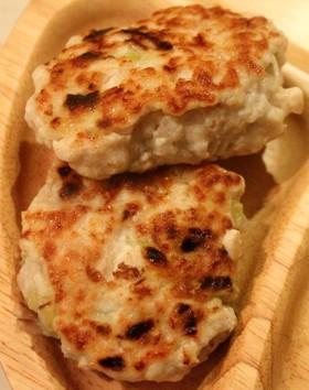 離乳食中期~ふわふわ豆腐ハンバーグ