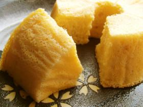 低糖質*おからのシフォンケーキ