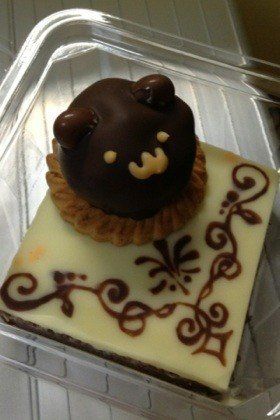 【時短ロリポップ風】クマさん(・ω・)
