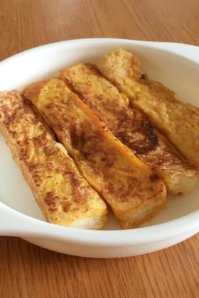 離乳食☆きな粉のフレンチトースト