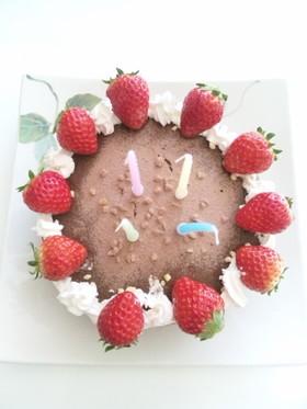 モントン*チョコケーキ