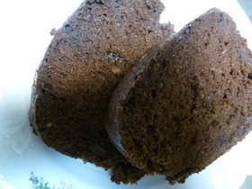 ホームベーカリーでチョコケーキ