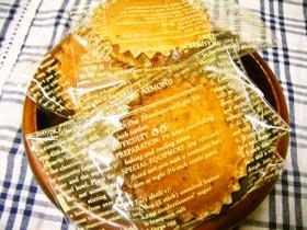 紅茶米粉マドレーヌ