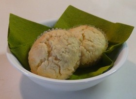 ☆ココナッツのカップケーキ☆