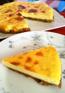 ♡濃厚チーズケーキ♡簡単です♪