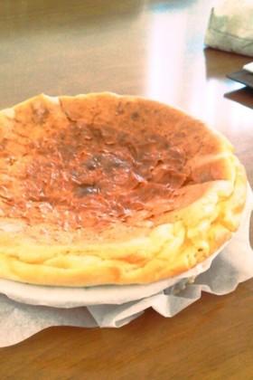 簡単♪ベイクドチーズケーキ♪