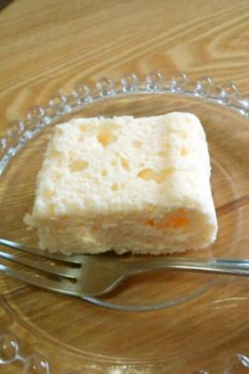 生おからで♡スフレチーズケーキ