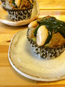 [ベジ] 抹茶とポテトのマフィン