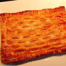 アップルパイ☆豆乳と葛粉でトロトロに