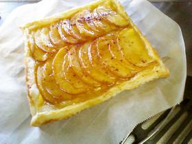 量らない♪砂糖不使用簡単絶品アップルパイ