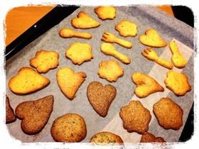 ベジタブルクッキー