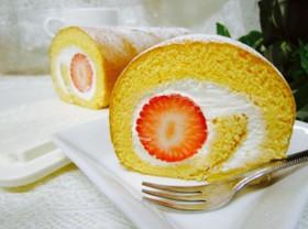 苺☆ロールケーキ