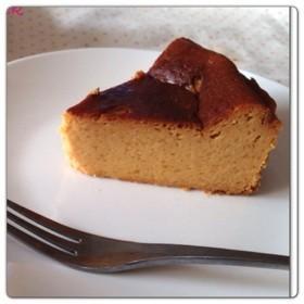 簡単*キャラメルチーズケーキ