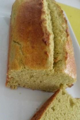 おから☆青汁の体喜ぶパウンドケーキ