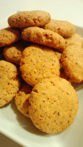 おからクッキー☆ミルクティーver.♪