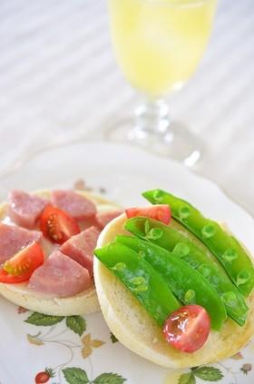 簡単朝食&ランチ♪スパムマフィン