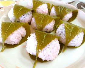 薬膳レシピ「桜餅」