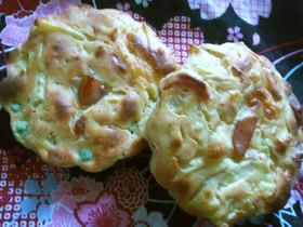 大豆粉でケークサレ風マドレーヌ