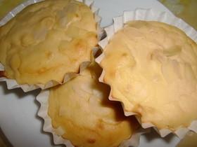 大豆粉のチーズマドレーヌ