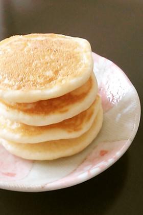 卵・小麦不使用*米粉ホットケーキ