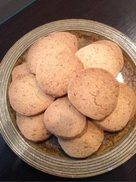 てんさい糖のザクザククッキー(*´艸`)
