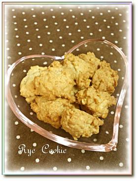 ◇ライ麦入りクッキー◇