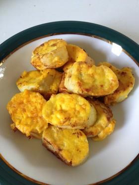 離乳食後期☆焼き麩のフレンチトースト