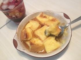 【覚え書き】かんたんフレンチトースト