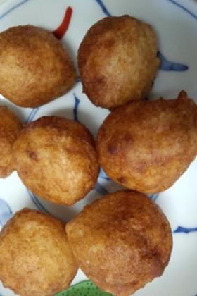 お豆腐ドーナツ(卵・牛乳不使用)