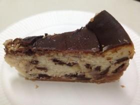 チョコ・コーヒー・チーズケーキ