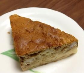 簡単!コーヒースフレチーズケーキ