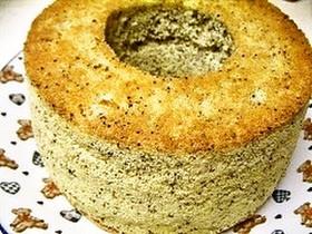 米粉シフォンケーキ改良アールグレイ味