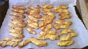 ヘーゼルナッツロールクッキー