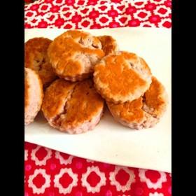 カシスリキュールで簡単サクサククッキー♪