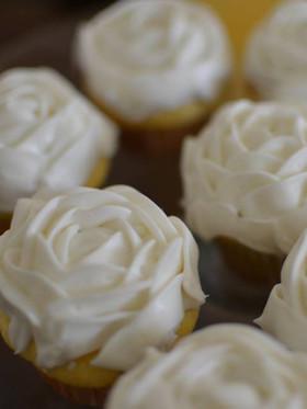 レモン カップケーキ